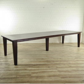 Dining Table Oak 3,50 m x 1,20 m - 17570E
