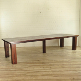 Dining Table Oak 3,51 m x 1,20 m - 17571E