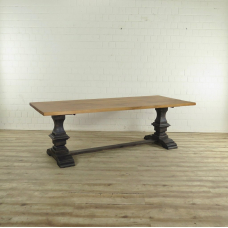 Dining Table Oak 2,40 m x 0,98 m - 17581