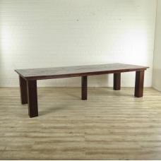 Esstisch Tisch Eiche 3,01 m x 1,21 m