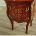 Chest of Drawers Baroque Walnut 0,62 m - 17614E
