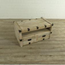 Lowboard Sideboard Teakholz 1,02 m