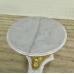 Tisch Beistelltisch Barockstil Ø 0,80 m