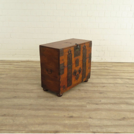 Chest  VAN THIEL & CO. Teak 0,86 m - 17634