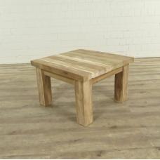 Beistelltisch Tisch Teakholz 0,70 m
