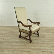 Ralph Lauren Chair Fabric Old White 0,66 m - 17691