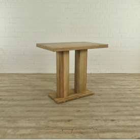 Bar Table Teak 1,10 m x 0,70 m - 17705E
