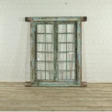 Window Frame Biedermeier 1840 Teak - 17722