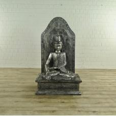 Buddha Silver Solid Wood 1.50 m - 17726