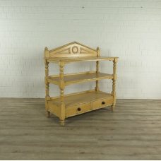 VAN THIEL & CO. Wandtisch Sideboard Beige