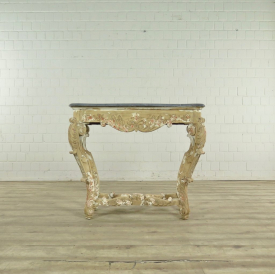VAN THIEL & CO. Sidetable Marble - 17748