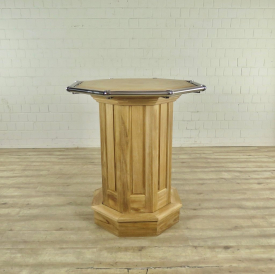 Bar Table Teak Ø 1,08 m - 17764E