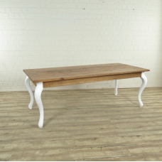 Dining Table Oak 2.20 m x 1.00 m - 17790E