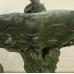 Brunnen Wasserspeier Kinder Bronze 1,65 m