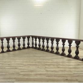 Balustrad Pine - 17811
