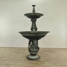 Water Fountain Bronze 2.20 m - 17832