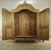 Kleiderschrank Schrank Barock 1750 Kiefer