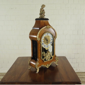 Boulle Table Clock 1950 - 17883