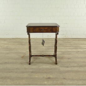 Maitland-Smith Sewing Table Walnut - 17898E