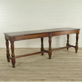 Ralph Lauren Sidetable Walnut - 17909