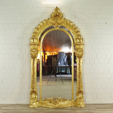 Spiegel Wandspiegel Barock Gold