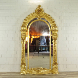 Wall Mirror Baroque Gold - 17926E