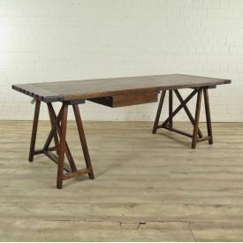 Ralph Lauren Schreibtisch Walnuss