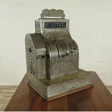 Cash Register National 1911 Antique - 17935