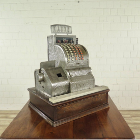 Cash Register Anker 1930 Brass - 17938