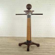 Stiles Brothers Clothes Rack - Mahogany - 17944