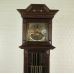 Standuhr Uhr Eiche Westminster