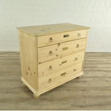 Chest of Drawers 0,95 m Pine - 18022E