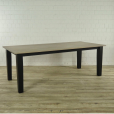 Dining Table Liam Country Style 2.20 m - 18043A
