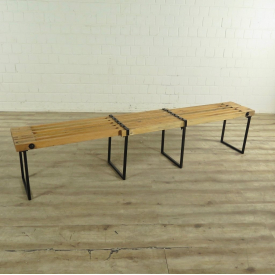 Extendable Wooden Bench Spruce - 18110