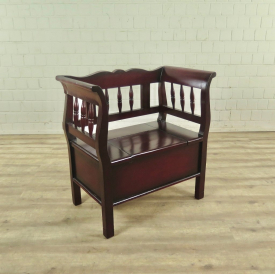 Chestbench Dark Red - 18113