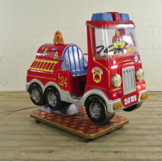 Falgas Fire Truck Kiddy Ride