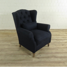 Armchair Black - 18158