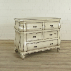 Chest of Drawers Old France Teak 1.17 m - 18182