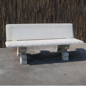 Concrete garden bench 1,70 m