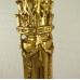 Laterne Barockstil Gold 2,60 m