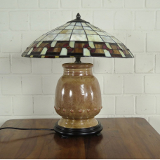 Tiffany lamp  Ø 0,60 m