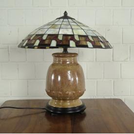 Tiffany lamp  Ø 0,60 m