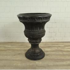 Blumenkübel Vase Bronze Ø 0,58 m