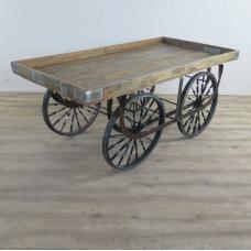 Serviertisch Tisch Mangoholz 1,80 m