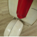 Minibar Weinregal Scooter 1,75 m - Weiß