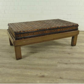 VAN THIEL & CO. Coffee table 1.32 m x 0.74 m