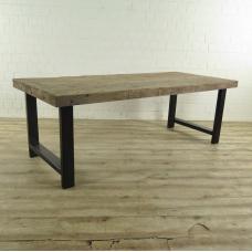 Esstisch Tisch Teakholz 2,20 m x 0,95 m