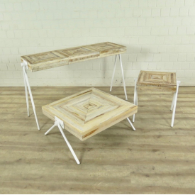 Side tables Teak 1,30 m