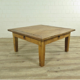 Coffee Table Teak 1.00 m x 1.00 m
