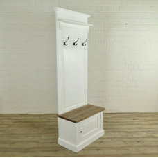 Garderobe Teakholz 0,76 m